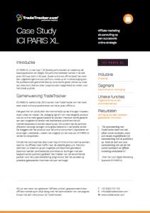 ICI Paris XL Case study