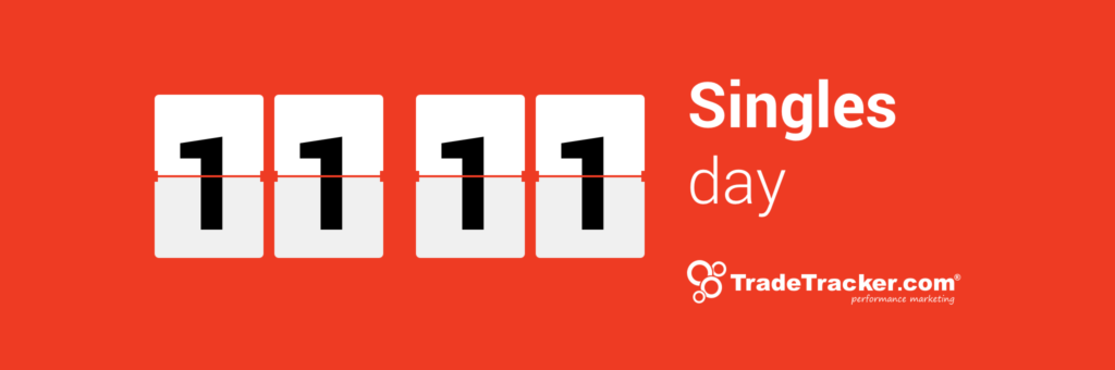 11.11 - Singles Day TradeTracker